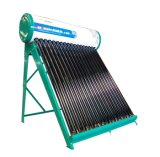 Mauritius aquecedor solar de água com a norma ISO, CCC