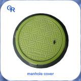 D400 En124 SMC는 직사각형 맨홀 뚜껑을 방수 처리한다