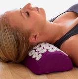 적외선 치료 헬스케어 목 난방 베개가 전기석에 의하여 음이온 돌을 던진다