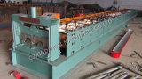 Rodillo automático de la cubierta de suelo de la hoja de metal que forma la máquina
