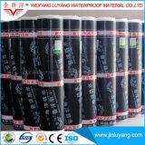 Membrana impermeable modificada Sbs resistente del betún de la membrana del agua durable barato