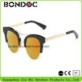 Óculos de sol de alta qualidade estilo metal de alta qualidade