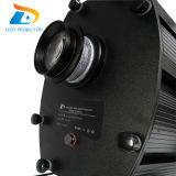 Pubblicità del proiettore popolare del Gobo di vendita LED con un cambiamento dei 4 Gobos