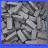 Tipo Yg15 carburo de tungsteno Bits Minería K0 para el granito Minería