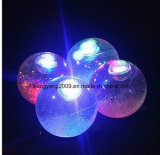 Bouncing Ball Toy (WY-HBB37)の上の新型Light
