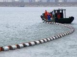 Высокопрочное изготовленное твердое заграждение сдерживания масла PVC пены