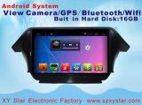 09-14 Honda Odysseyのための人間の特徴をもつシステム車DVD GPSの運行またはBluetooth/TV/WiFiの10.1インチ
