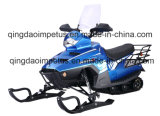 EEC EPA 150cc 자동적인 전기 시작 사슬 구동 Snowmobile