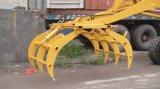 De multifunctionele Lader van de Vorkheftruck van de Vorken 1.6tons van het Landbouwbedrijf Mini