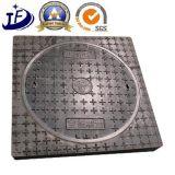Soem-permanentes Form-Roheisen-rundes Einsteigeloch für Abfluss-Deckel