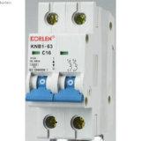 (DZ47-63) de MiniStroomonderbreker Knb1-63-2007 van uitstekende kwaliteit