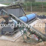 Roterende die Droger voor Zaagsel, Zand, Slakken, Vinasse wordt gebruikt (Dia600X6000)