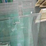 vidro modelado desobstruído de vidro Tempered de 10mm para o edifício