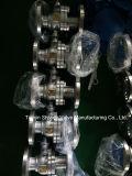 Q41f-16p 2PC flanschte Kugelventile ISO-Verweisen Befestigungsflansch