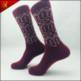 Mann-Qualitätsbeste Preis-Polyester-Socken