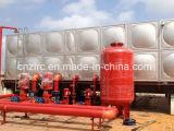 Tank van het Water van het roestvrij staal de Modulaire