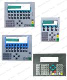 Membranen-Tastaturblock-Schalter für 6AV3 607-1jc20-0ax2 Op7/6AV3 607-1jc00-0ax0 Op7/6AV3 607-1jc00-0ax2 Op7/6AV3 607-1jc20-0ax0 Op7 Folientastatur-Abwechslung