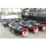 Pompe d'écoulement axial submersible horizontale de Sledged pour l'irrigation d'agriculture