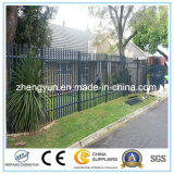 China-bester Metallzaun-Garten-Zaun 2017