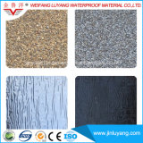 Membrana impermeable del betún auto-adhesivo de la fuente del fabricante para la azotea del metal