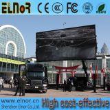Écran mobile du camion DEL de la qualité P10 extérieure