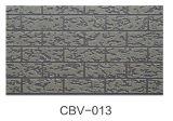 Кожа металлического листа пены полиуретана эффективности цены твердая изолировала панель используемую для внешних плакирования или фасадов зданий