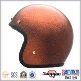 Motorfiets van Harley van het Gezicht van Gleamy van de manier de de Open/Helm van de Motor/van de Autoped (OP237)