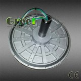 Generatore a magnete permanente di NdFeB Coreless con il RPM e la coppia di torsione bassi