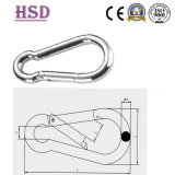 Цинк Plated DIN5299c Snap Hook и Quick Link