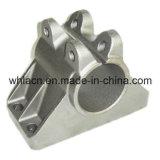 Precisão que molda a válvula do aço inoxidável (fazer à máquina do CNC)