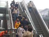Outdoor 35 Degree Escalator