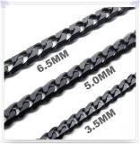 Catena dell'acciaio inossidabile dei monili della collana di modo (SH020)