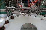 Machine recouvrante remplissante d'iode médical