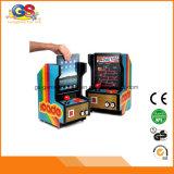 Pacman 60 en 1 arcada clásica de la máquina de juego del vector de coctel mini