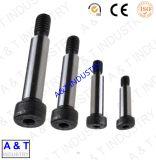 高精度の機械装置部品、回転部品、機械化の部品を機械で造るCNC