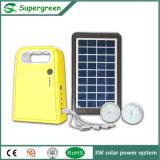 Seul système d'alimentation solaire de l'électricité d'économie de système de stand