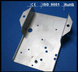 Алюминиевое изготовление металла штемпелюя части