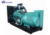 Generatore di potere standby 1210kw, generatore principale del diesel 1100kw