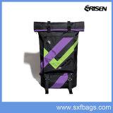 Grande trouxa impermeável Foldable ocasional feita sob encomenda popular do saco de escola
