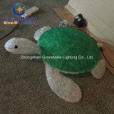 2016 New Design Theme Park Decoração LED Sea Turtle