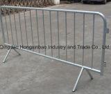 Barriera galvanizzata Hot-DIP di controllo di folla/rete fissa provvisoria