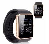 スマートな腕時計Gt08 U8のMtk 2502のスマートな腕時計の電話Gv08の腕時計の携帯電話はセリウムFCC RoHSを渡した