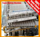 Máquina de la fabricación de papel de la fourdrinier