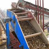 Mineral minero del uso que lava el tamiz vibratorio linear