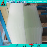 fábrica inferior 1000*2000 del vidrio modelado del hierro de 3.2m m