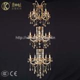 Lampe en cristal de décoration chaude de vente Meria Theresa (AQ50011-5+5+5)
