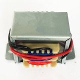 Pequeño transformador de potencia horizontal de alta frecuencia de la conmutación