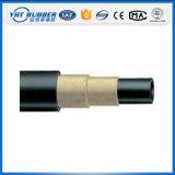 Manguera de alta presión del alambre para SAE100 R2
