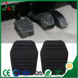 Black Rubber Pad Brake Clutch Pedal para Vauxhall
