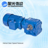 5HP Helical Worm Gear Motor